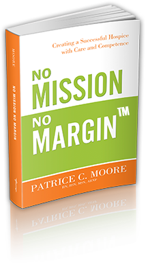 No Mission No Margin - Cover
